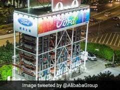 If You Want To Test Drive A Car In China, Head To This Vending Machine