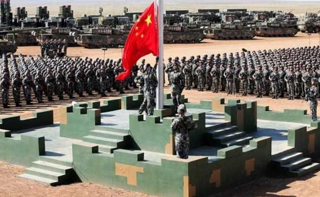 China Increases Defence Spending To $175 Billion Rattling Neighbours