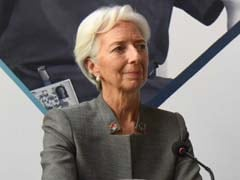 International Monetary Fund Chief Christine Lagarde Warns 'No Winners' In Trade Wars