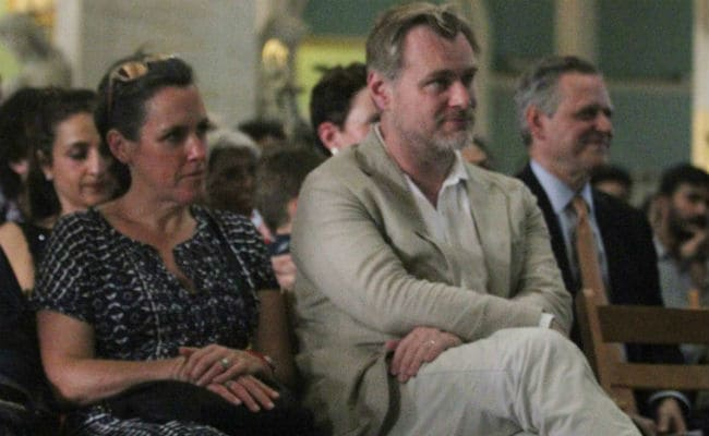 What Dunkirk Director Christopher Nolan Did On His First Day In India. Pics Here