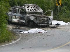 Family Of 10 Killed In Afghanistan After Car Sets Off Roadside Bomb