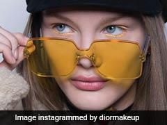 Paris Fashion Week 2018: Coloured Eyeliner Stuns At The Dior Show