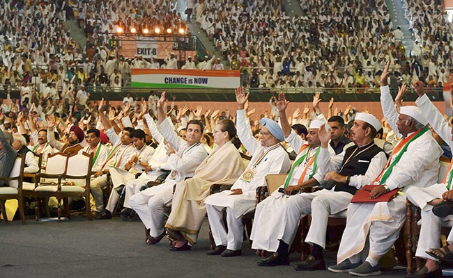 Congress Pitches 'Rich Tax' On Top 1% To Help The Poor, Targets Centre