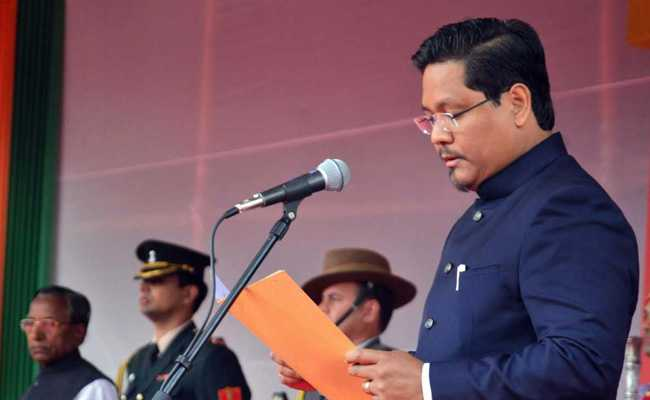 Conrad Sangma-Led NPP To Form 'Secular Non-Congress Government' In Meghalaya