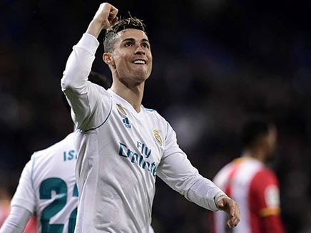 Cristiano Ronaldo Says Self-Belief Key To Success