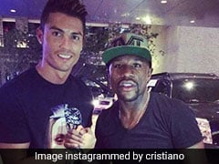 Flyod Mayweather Makes Stunning Claim He Could Buy Newcastle United, Persuade Cristiano Ronaldo To Join Club