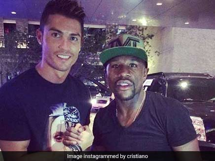 Floyd Mayweather Makes Stunning Claim He Could Buy Newcastle United, Persuade Cristiano Ronaldo To Join Club