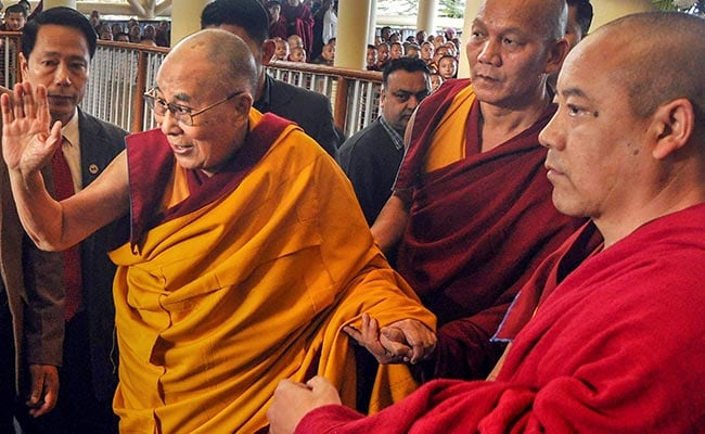 After Officials Told To Stay Away, Dalai Lama Event Shifted From Delhi To Dharamsala