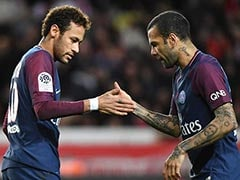 Champions League: PSG Have To Get On Without Neymar Against Real Madrid, Says Dani Alves