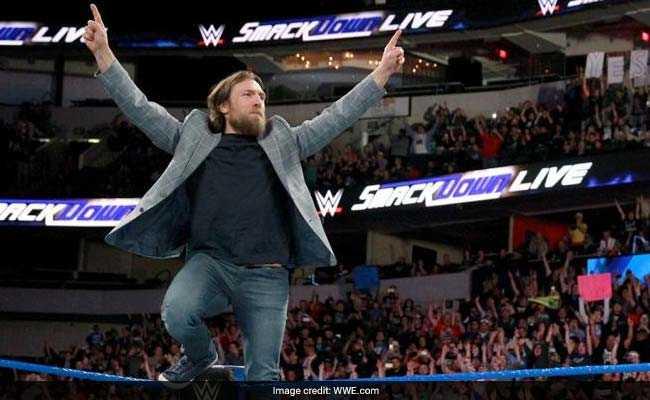 WWE's Daniel Bryan Cleared For In-Ring Return Ahead Of Wrestlemania 34