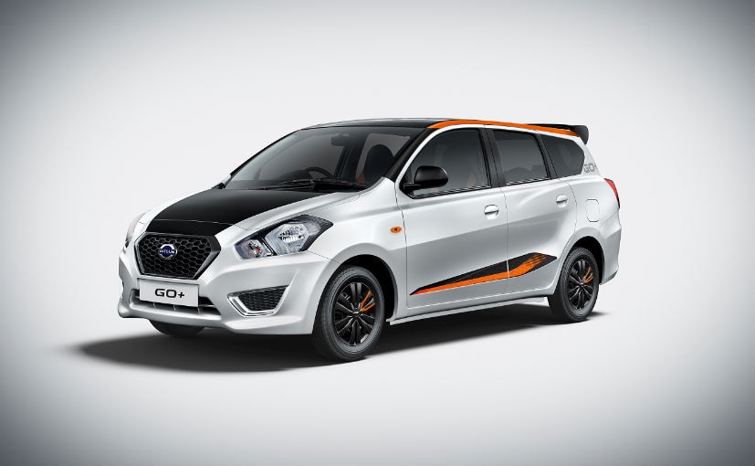 datsun go plus remix edition