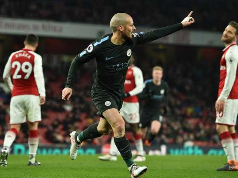More Woe For Arsene Wenger As Manchester City Cruise Past Arsenal Again