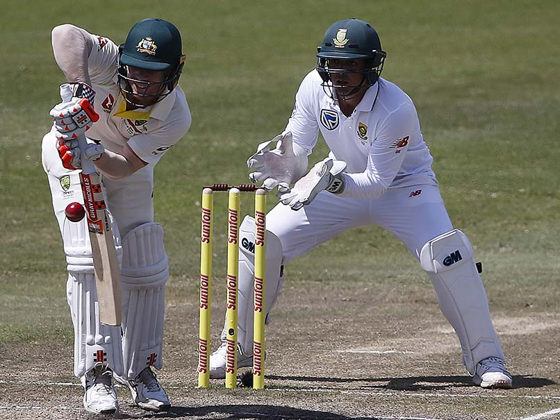 After David Warner-Quinton de Kock Spat, South Africa, Australia Face Test Dressing Down