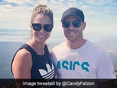 David Warner's Wife Involved In War Of Words On Twitter With Former England Captain Michael Vaughan