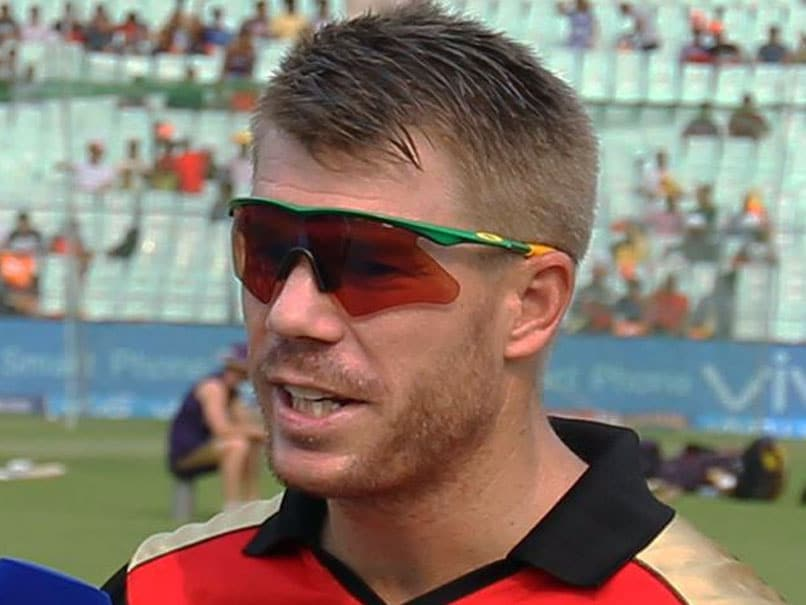 IPL 2018: Sunrisers Hyderabad Have Replacements To Fill David Warner