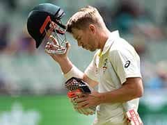 David Warner Fined 75 Per Cent Of Match Fee For Breaching ICC Code Of Conduct