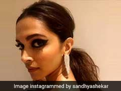 Deepika Padukone's Drop Dead Gorgeous Makeup Look Blew Us Away Completely