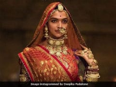 "Deepika Padukone's ""<i>Padmaavat</i>"" Collects Rs 300 Crore In India, Completes 50 Days In Theatres"