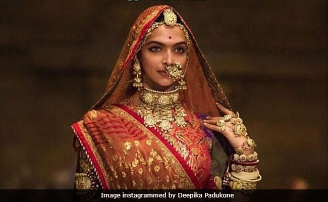 Deepika Padukone's 'Padmaavat' Collects Rs 300 Crore In India, Completes 50 Days In Theatres