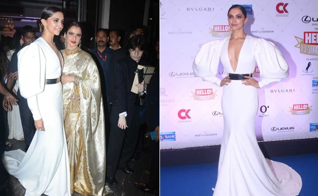 Deepika Padukone Makes The Plunging Neckline Look Elegant, Not Trashy