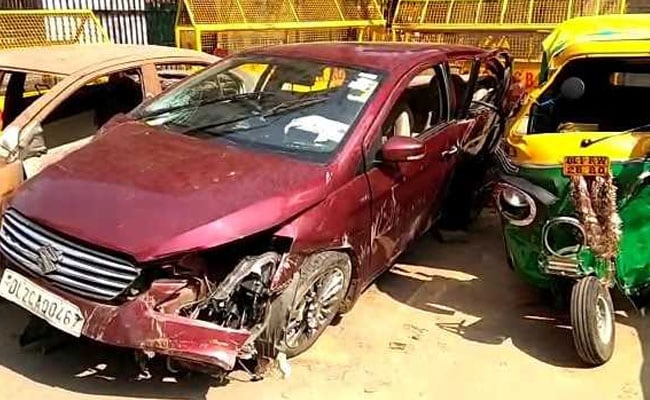 Delhi 17-Year-Old Allegedly Rams Car Into Auto Rickshaw, Killing Driver