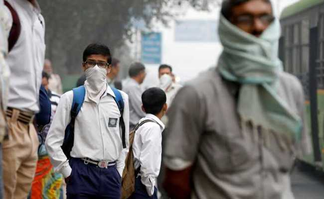 Air Pollution Exposure In The Womb May up BP Risk In Childhood: Study�