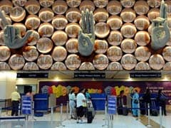 Man Caught Trying To Smuggle Drugs In Cricket Thigh Pads In Delhi Airport