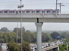 Extended Section Of Delhi Metro's Pink Line To Open Soon