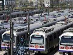 Metro Services To Begin At 4:30 am On Violet Line On Independence Day