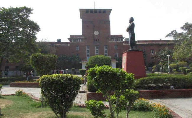 DU Only Central University Selected As Institute Of Eminence, Formal Announcement Awaited: VC