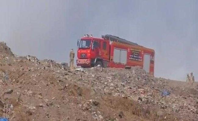 Fire At Mumbai's Deonar Dumping Ground, No Causalities Reported