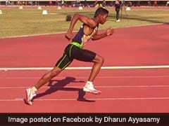 Dharun Ayyasamy Breaks National Record In 400m Hurdles, Earns Commonwealth Games 2018 Spot
