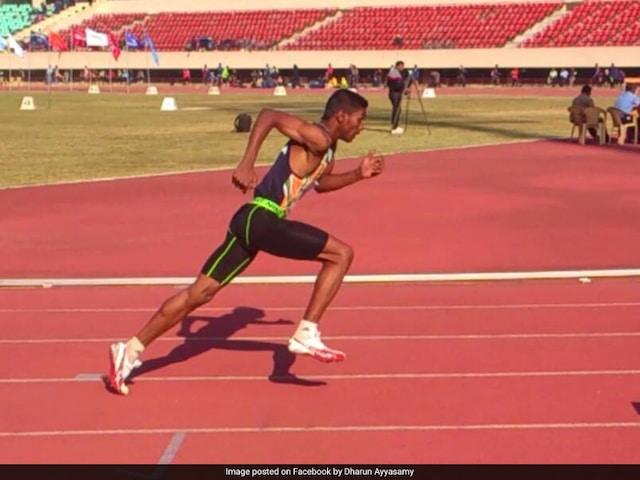Dharun Ayyasamy Breaks National Record In 400m Hurdles, Earns Commonwealth Games 2018 Spot