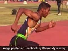 राष्ट्रमंडल खेल (एथलेटिक्स): धरूण निराशाजनक प्रदर्शन कर बाहर