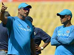 MS Dhoni's Experience Can't Be Bought Or Sold In Market, Says Ravi Shastri