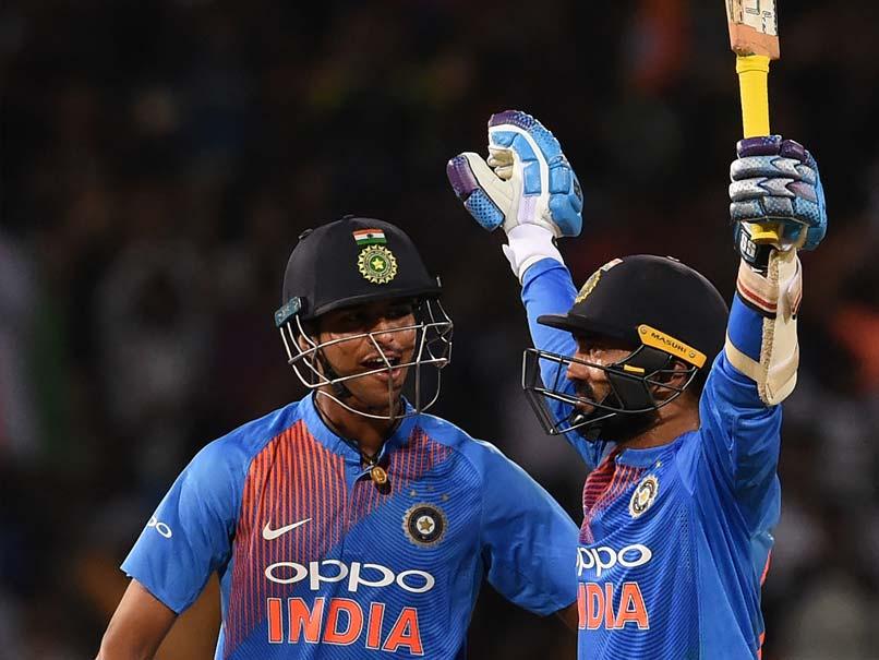Dinesh Karthik, After Match-Winning Six, Credits Abhishek Nayar For His Transformation