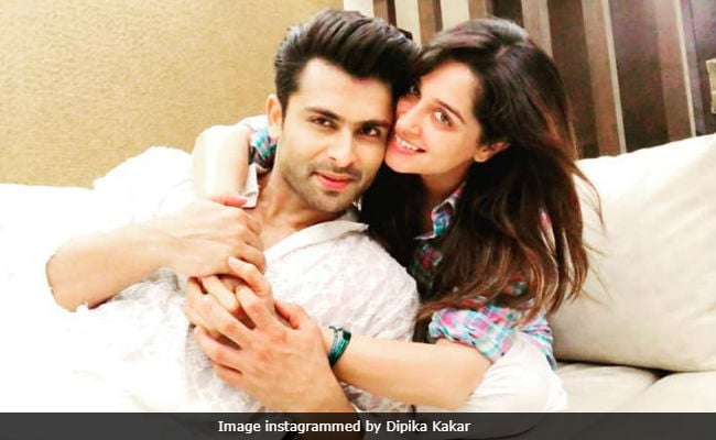 Dipika Kakar And Shoaib Ibrahim's Love-Struck Pics Will Give You Couple Goals