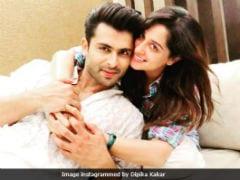 शादी के बाद दीपिका और शोएब कुछ ऐसे जता रहे एक-दूसरे को प्यार, देखें Photos