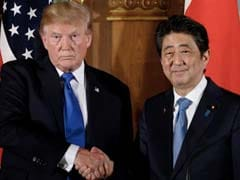 Japan PM Shinzo Abe Likely To Meet US President Donald Trump On April 18