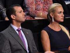 Donald Trump Jr's Wife Files For Divorce