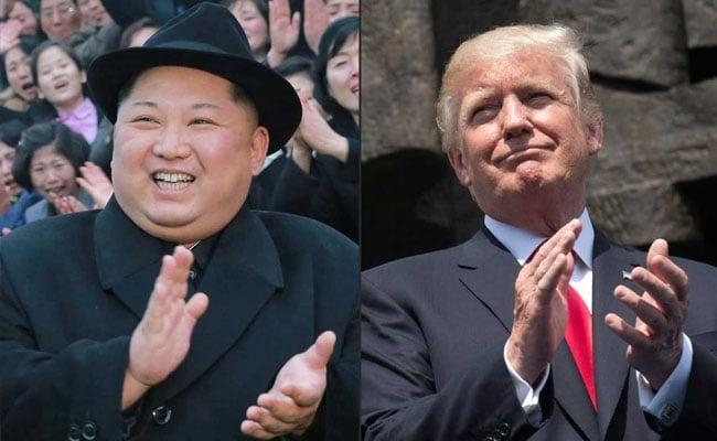 डोनाल्ड ट्रंप ने उत्तर कोरियाई नेता किम जोंग उन से मुलाकात करने का आमंत्रण किया स्वीकार