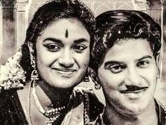 வைரலாகும் கீர்த்தி சுரேஷ் - துல்கர் சல்மானின் புகைப்படம்