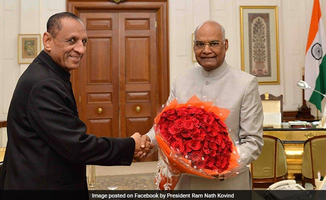 Expedite Process For Special Status To Andhra Pradesh: Governor To Centre