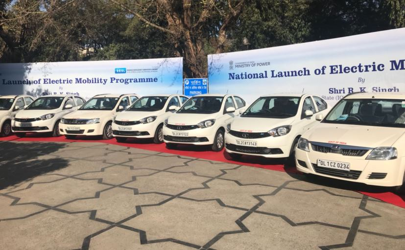 EESL To Issue Fresh Tender For 10,000 e-Vehicles Tomorrow
