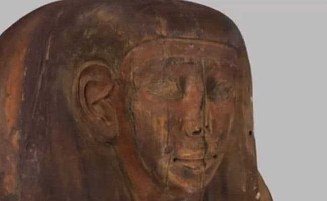 2,500-Year-Old Mummy Found Inside Coffin Earlier Thought To Be Empty, Suspected To Be Of Ancient Priestess