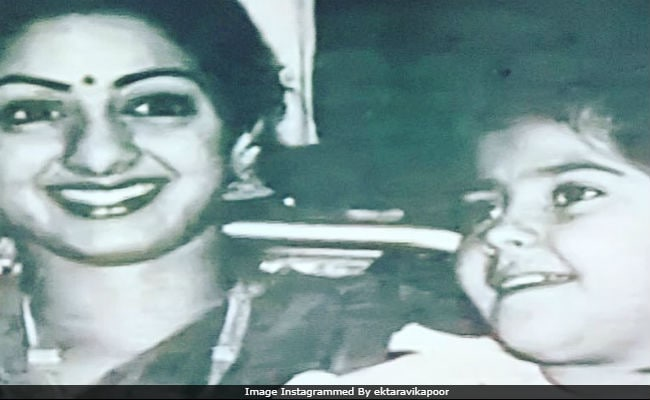 International Women's Day 2018: Ekta Kapoor's Post For Sridevi Wins The Internet