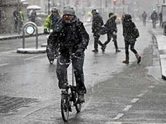 Shivering Europe Hopes For Weekend Respite As Deep Freeze Persists
