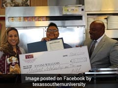 Her Small Act Of Kindness Went Viral. Now, She Has A College Scholarship