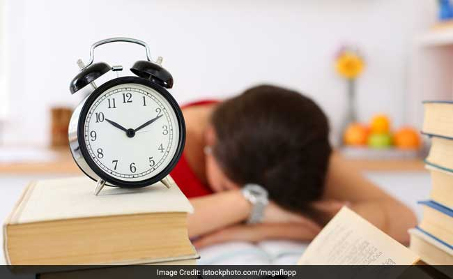 Have Eight-Hour Sleep, Get Good Marks In Exams, Says Study