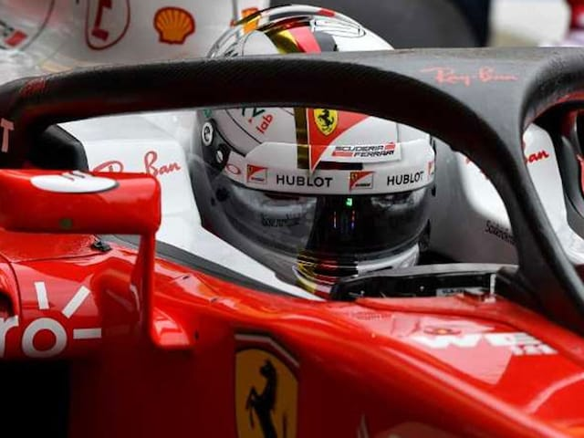 Hello Halo: Latest Safety Device Divides Formula One